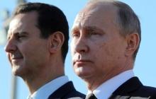 """Асад """"опомнился"""" и наконец выразил Кремлю соболезнования за то, что его ПВО сбила Ил-20"""