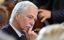 Грызлов разразился обвинениями в адрес Украины на встрече в Минске