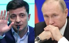 Песков проговорился, чего Путин ждет от Зеленского, неожиданно похвалив лидера Украины