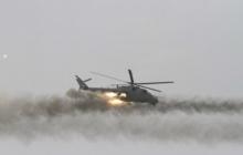 В Сеть загрузили кадры, как сбивали вертолет с 2-мя российскими военными