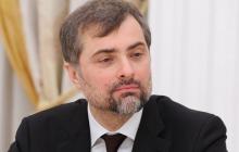 """Сурков """"набросился"""" на Авакова за слова о перепалке в Париже: """"Не верьте"""""""