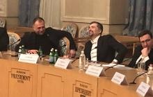 """Бородай Суркову: """"Нам придется уничтожить Украину, мирного решения нет - все должны умереть"""""""