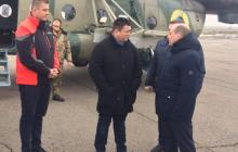 Министры ЕС на Донбассе: Климкин сообщил, что политики должны увидеть, – кадры