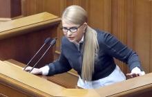 Тимошенко уже назначила Порошенко президентом на второй срок: Юлия Владимировна совершила фатальную ошибку