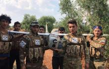 Турки разгромили в Сирии российский Орлан-10 - конфликт набирает обороты