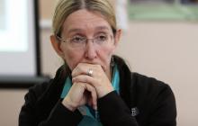 Супрун рассказала, чем стоит запастись украинцам на случай общегосударственного карантина