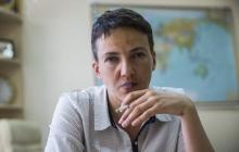 """Савченко снова """"блеснула"""": одиозная депутат прокомментировала создание """"Малороссии"""" Захарченко"""
