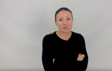 София Федина записала обращение к украинцам после открытия на нее уголовного дела