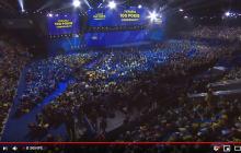 Выдвижение Тимошенко в президенты в прямом эфире: видео онлайн-трансляции съезда в Киеве
