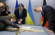 Германия передала Украине сенсационный документ: грамота Петра І свидетельствует о преступлении Московии против церкви