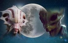 Пришельцы построили на Луне восемь баз, которые способны перемещаться в пространстве