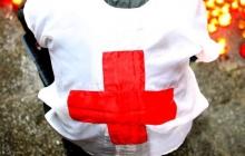 """""""Маленькая, но такая важная поддержка"""", - Красный Крест навестил украинских пленных в ОРДЛО, чтобы передать пасхальные передачи и забрать письма для их родных"""