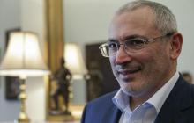 """""""Они не ошиблись"""", - Ходорковский о выступлении Зеленского на инаугурации и его схожести с Ельциным"""
