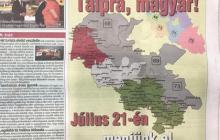 """Закарпатье """"вошло в состав"""" Венгрии: новый скандал на границе Украины"""