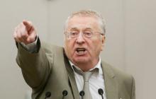 """Жириновский потребовал отставки Лукашенко: """"Он должен, как Янукович - приехать жить сюда куда-нибудь"""""""
