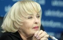 Ада Роговцева рассказала о встрече с Путиным и объяснила, почему россиян нужно изолировать от украинцев
