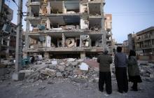 Жуткие разрушения и сотни смертей: в Сети опубликованы фото и видео настоящего ада после землетрясения в Иране - кадры