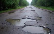 """Террористы """"ДНР"""" жалуются на ужасные дороги в Горловке: сепаратистские СМИ набросились на Украину – видео"""