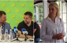 """В """"Слуге народа"""" осудили Арахамию и Корниенко из-за сексизма в отношении Аллахвердиевой"""