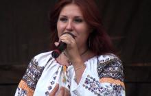 """Федина потрясла Майдан словами на акции """"#Стоп Реванш"""": """"Я никому не позволю унижать защитников Украины"""""""