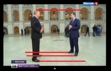 """Фото """"высокого"""" Путина насмешило Сеть: громкий провал российского ТВ взорвал соцсети"""