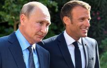 """Путин хочет лечь под """"крышу"""" Макрона: историк Климовский удивил смелым прогнозом"""