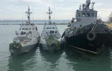 Чего боится Путин, или зачем РФ вернула украинские корабли