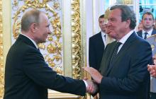 """Белковский О Герхарте Шредере: """"Его завербовала не ФСБ, а лично Путин"""""""