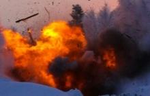 """Видео разгрома """"ДНР"""" мощным залпом: ВСУ накрыли позиции оккупантов противотанковыми ракетами """"Корсар"""""""