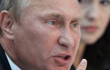 Путин не поздравил Порошенко и Зурабишвили с Новым годом, но не забыл о Мэй, назвавшую его диктатором