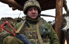 В Киеве прощаются с прапорщиком Леонидом Добрянским, погибшим на Донбассе