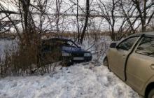 В Донбассе трагическое ДТП с участием полицейского. Погибли 2 человека