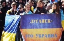 """Жительница Луганска взорвала мозг """"ватникам"""" своим ответом: """"Я украинка, и Украина должна быть такой, какой была. А эти """"малороссии"""" – это так, примкнуть что-нибудь до зада!"""""""