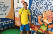 Украинский боксер Хижняк продолжил триумф Украины на Европейских играх: у соперника украинца не было шансов