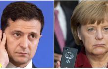 """Зеленский созвонился с Меркель: что известно об исторической встрече """"Нормандской четверки"""""""