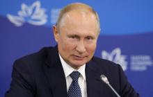 """Путин с улыбкой снова вспомнил об СССР: """"Не удалось разрушить систему"""""""