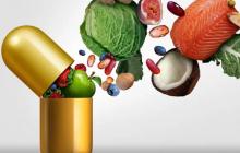 Врачи рекомендуют: 3 главных витамина, которые замедляют старение человека