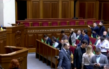 Хотел занять место президента: министр экономики Петрашко попал в курьез во время присяги