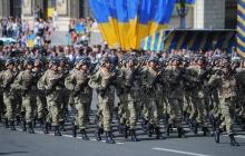 """""""Сотни тысяч киевлян на улицах"""" – прямая-трансляция военного парада ко Дню Независимости"""