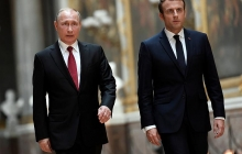 Макрон выдвинул Путину важное требование по пленным морякам Украины
