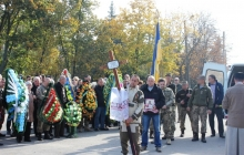 """""""Мы потеряли настоящего мужика, настоящего Героя"""", - в Кропивницком простились с погибшим на Донбассе Андреем Беспаловым, даже военные не сдерживали слез. Кадры"""