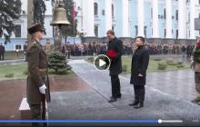 Зеленский почтил память защитников аэропорта Донецка: появилось сильное видео