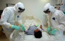 Лихорадка Эбола добралась до Великобритании