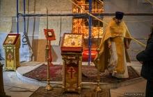 Вселенский патриархат начал первое богослужение в Андреевской церкви: фото исторического события