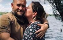Ярош показал романтичное фото с любимой женщиной и впечатлил кадром соцсети