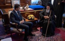 Зеленский отказался на это пойти: встреча президента с Варфоломеем омрачилась скандалым инцидентом
