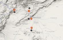 Стали известны все 10 целей смертоносного удара Израиля по важнейшим военным объектам Сирии - карта