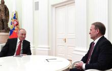 """Медведчук, Рабинович и их команда поехали в Москву """"праздновать"""" смерть украинских солдат на фронте - СМИ"""