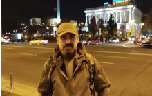 Названо имя ветерана ООС, который сжег себя в Киеве: о чем было его последнее сообщение