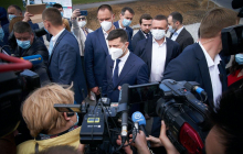 Штраф для Зеленского за нарушение карантина в Хмельницком: президент ответил, что готов сделать